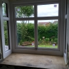 New bay window close-up